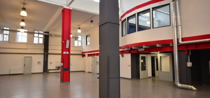 Budapesti Műszaki Egyetem V1 épület C szárny – labor kialakítása