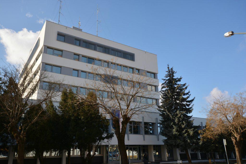 Veszprém megyei Rendőr-főkapitányság energetikai korszerűsítése
